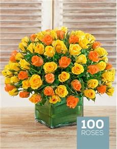 flowers: Sunlight Sun Bright Arrangement!