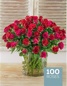 flowers: For the Love of Roses Arrangement!