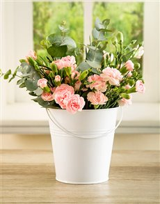 flowers: She Said Pink Embrace!