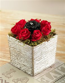 flowers: House of Poppy Sparkling Poppy Arrangement!