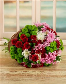 flowers: Summertime Daisy Riot!