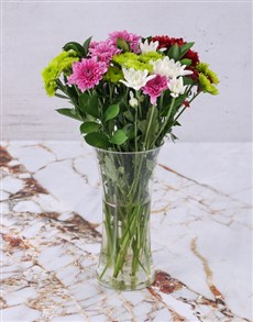 flowers: Divine Daisy Vase!