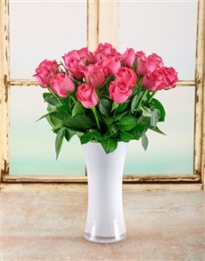 flowers: Pink Persuasion Arrangement!