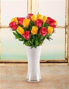 flowers: Graceful Love Arrangement!