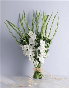 flowers: Gladiolus of Love Bouquet!