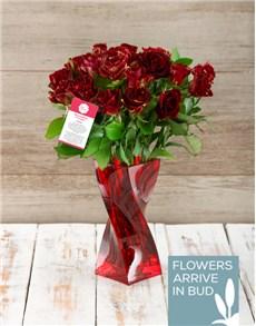 flowers: Hocus Pocus Abracadabra Rose Arrangement !