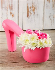 flowers: Tripping Daisies Arrangement!