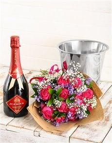flowers: Bubbles of Love Floral Arrangement!