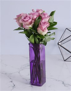 flowers: Precious Light Purple Arrangement!