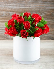 flowers: Red Roses Admiration!