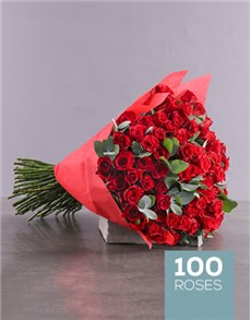 gifts: Love Red Rose Bouquet!