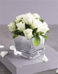 flowers: Silver Wonder!