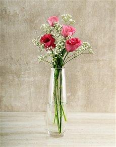 flowers: Pink Magic Vase!