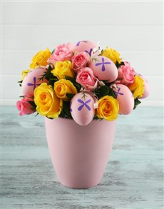 gifts: Easter Perfection Flower Vase!