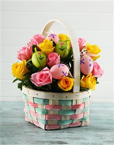 gifts: Easter Celebration Basket!