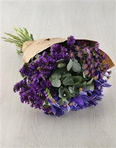 flowers: Graceful Iris Bouquet!