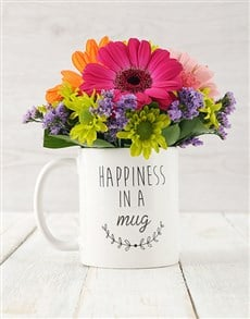 gifts: Mixed Happiness in a Cup Arrangement!