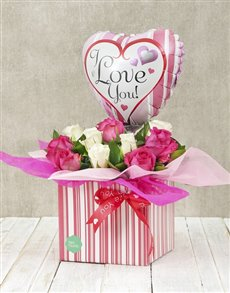 flowers: Love is in the Air Box!