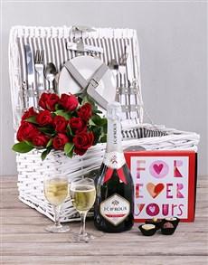 flowers: Basket full of Love!