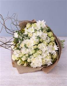 flowers: Rustic Mixed Bouquet!