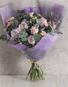 gifts: Blushing Bouquet!