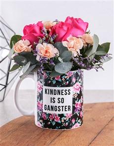 flowers: Kindess Flower Mug!