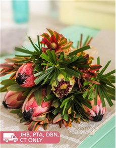 Flowers: Mixed Protea Bouquet!