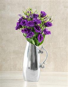 flowers: Elegant Lisianthus Jug!
