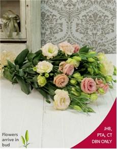 flowers: Pastel Lisianthus Bouquet!