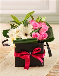 flowers: Eat Pray Love Box!