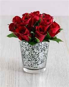 flowers: Red Rose Beauty!