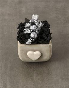 flowers: Symbol Of Love Preserved Roses!