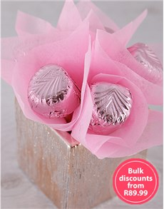 flowers: Caramel Hearts Vase!