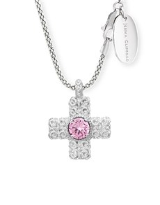 jewellery: Jenna Clifford Rosalie Cross pendant and chain!