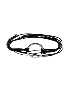 jewellery: Aura Chakra Symbol Bracelet!