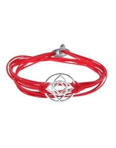 jewellery: Base Chakra Symbol Bracelet NJCJ002!