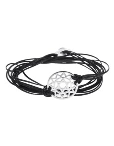 jewellery: Heart Chakra Symbol Bracelet!