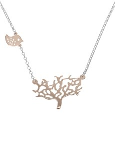 jewellery: Silver Tree of Life Necklace!