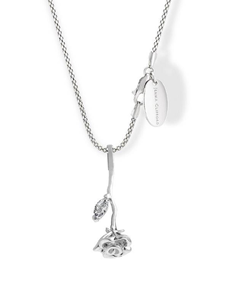 jewellery: Jenna Clifford Alessa Pendant and chain!
