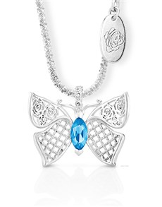 jewellery: Jenna Clifford Cinderella Pendant and chain !