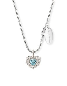 jewellery: Jenna Clifford Baby Tallulah Heart with chain!