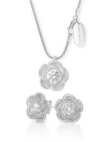jewellery: Jenna Clifford Camellia Set!