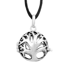 jewellery: Shiroko Harmony Tree of Life Cage Pendant!