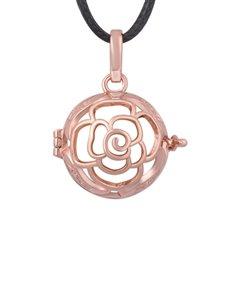 jewellery: Shiroko Harmony Floral Cage Pendant!