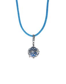 jewellery: Engelsrufer Satin Ribbon and Soundball Cage Charm!