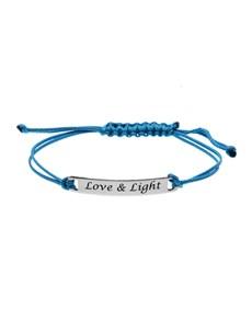 jewellery: Sale Item Sterling Silver ID Cord Bracelet!