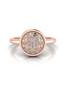 jewellery: WHY Sterling Silver and Diamond Ring!