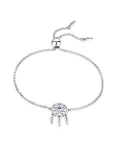 gifts: Silver Dream Catcher Bracelet!