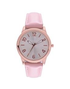 watches: Digitime Ladies Nude Pink Watch!