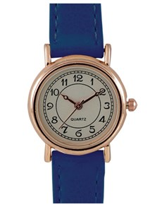 watches: Digitime Spice Ladies Navy and Rose Watch!